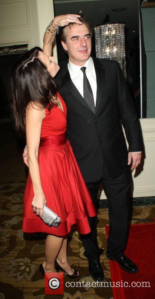Kristin Davis and Chris Noth 2