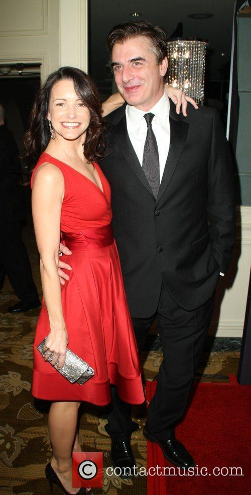 Kristin Davis and Chris Noth 3