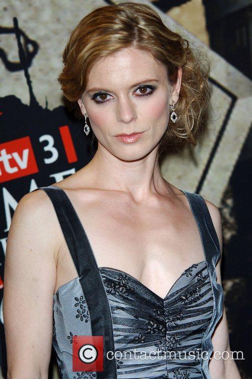 Emilia Fox ITV3 Crime Thriller Awards at the...