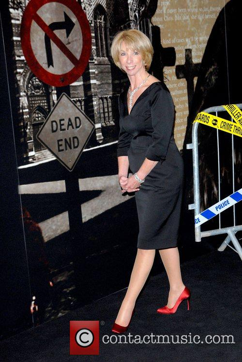 Helen Worth ITV3 Crime Thriller Awards at the...