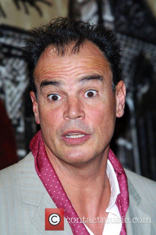 Jake Arnott  ITV3 Crime Thriller Awards at...