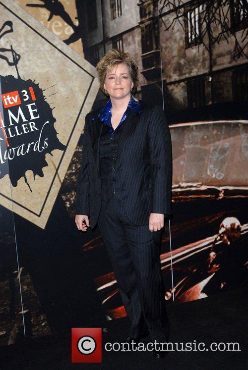 Karin Slaughter ITV3 Crime Thriller Awards at the...
