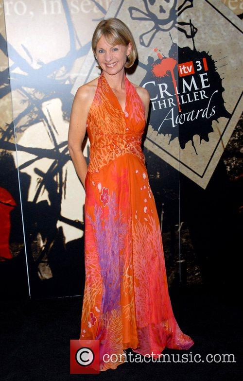Kate Mosse ITV3 Crime Thriller Awards at the...