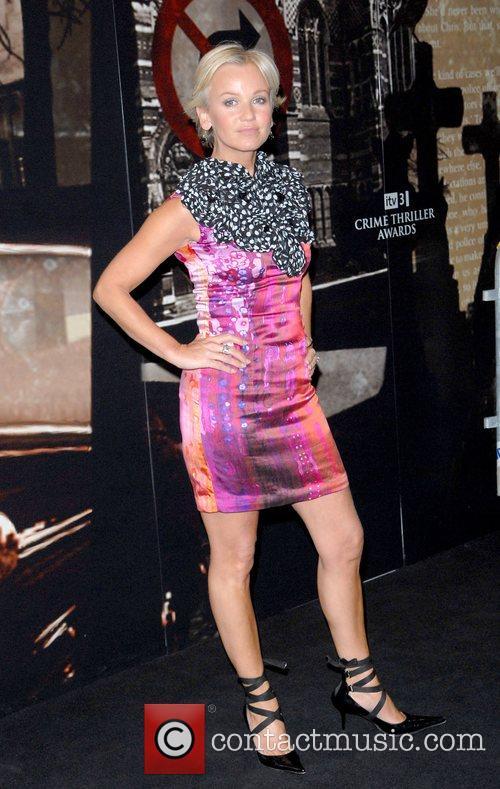 Lisa Maxwell ITV3 Crime Thriller Awards at the...