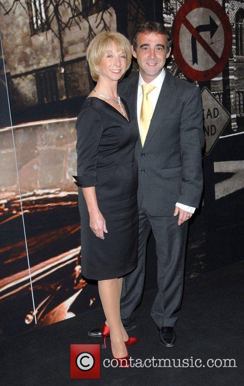 Michael Le Vell & Helen Worth ITV3 Crime...