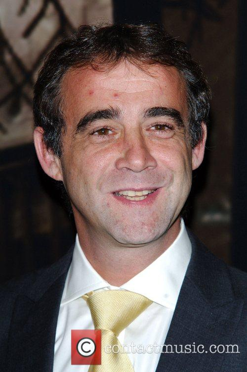 Michael Le Vell ITV3 Crime Thriller Awards at...