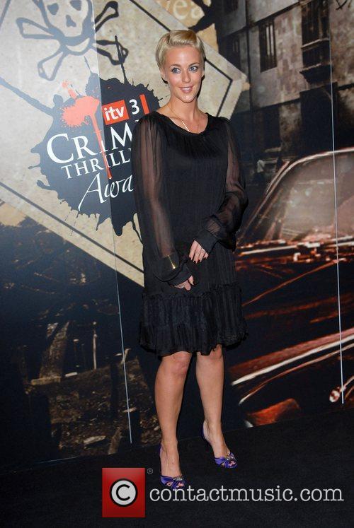 Miranda Raison ITV3 Crime Thriller Awards at the...