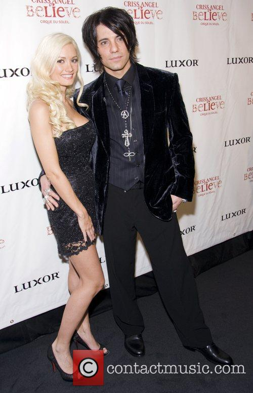 Criss Angel and Holly Madison 4