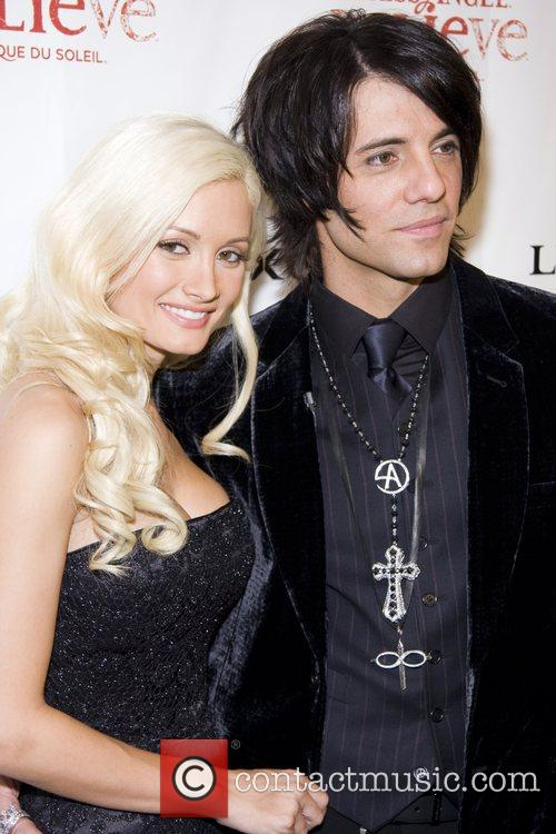 Criss Angel and Holly Madison 1