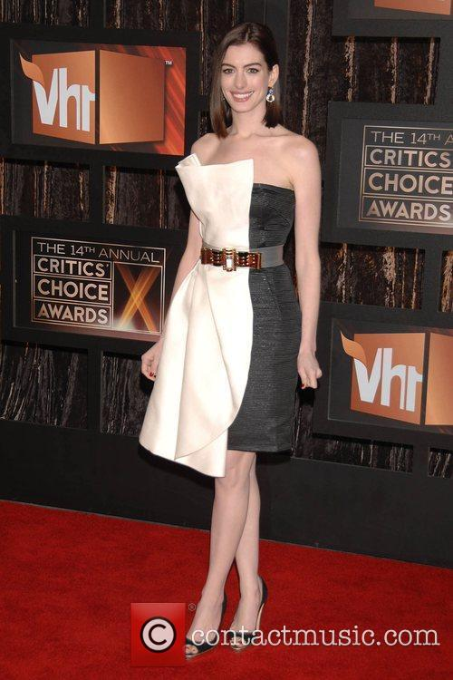 14th Annual Critics' Choice Awards held at the...