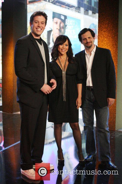 Ben Lyons, Rosie Perez and Ben Mankiewicz The...