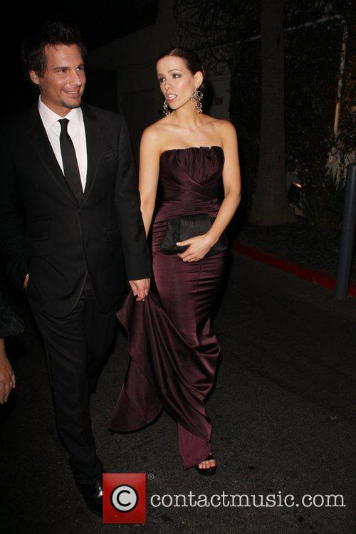 Len Wiseman and Kate Beckinsale 1