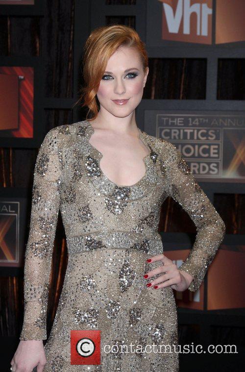 Evan Rachel Wood, Critics' Choice Awards