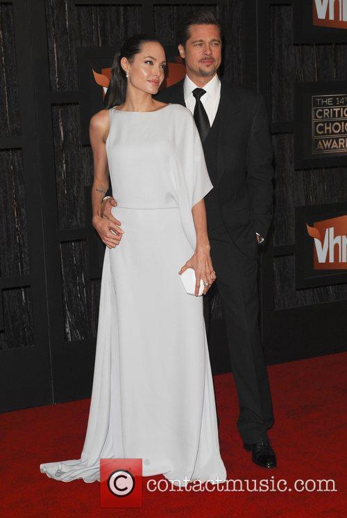 Angelina Jolie, Brad Pitt, Critics' Choice Awards