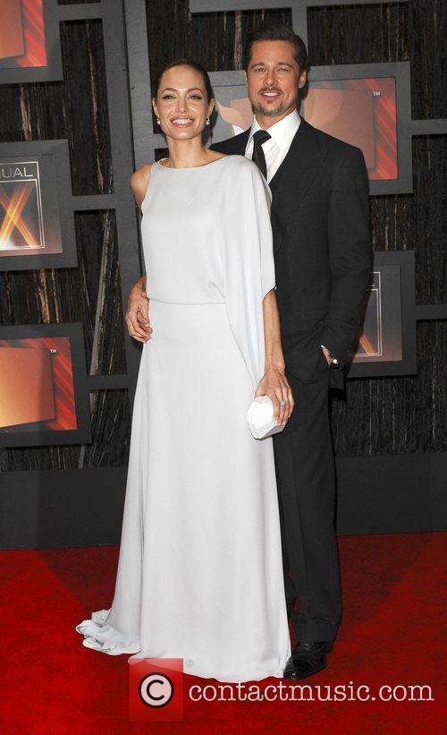 Angelina Jolie and Brad Pitt 22
