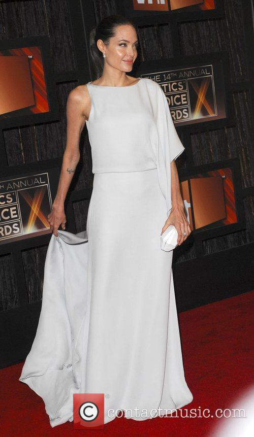 Angelina Jolie, Critics' Choice Awards