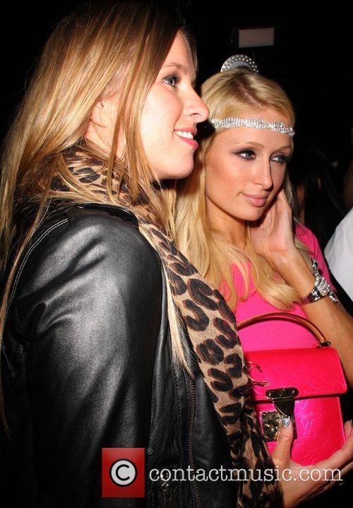 Nicky Hilton, Paris Hilton Crystal Rock celebrates her...