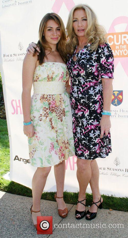 Sophie Tweed and Shannon Tweed Cure in the...