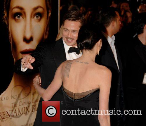 Angelina Jolie and Brad Pitt 9
