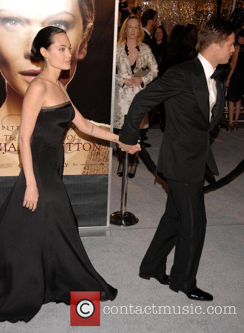 Angelina Jolie and Brad Pitt 13