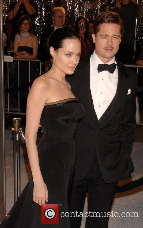 Angelina Jolie and Brad Pitt 4
