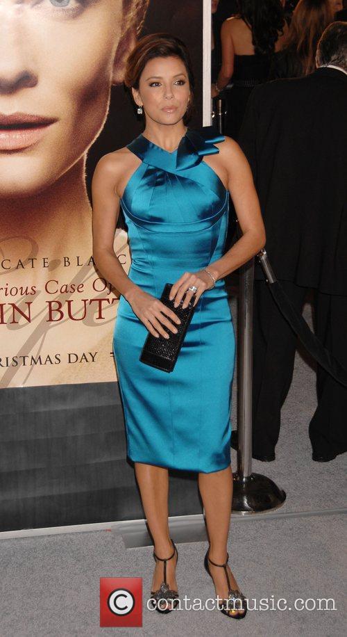 Eva Longoria Parker The Los Angeles premiere of...