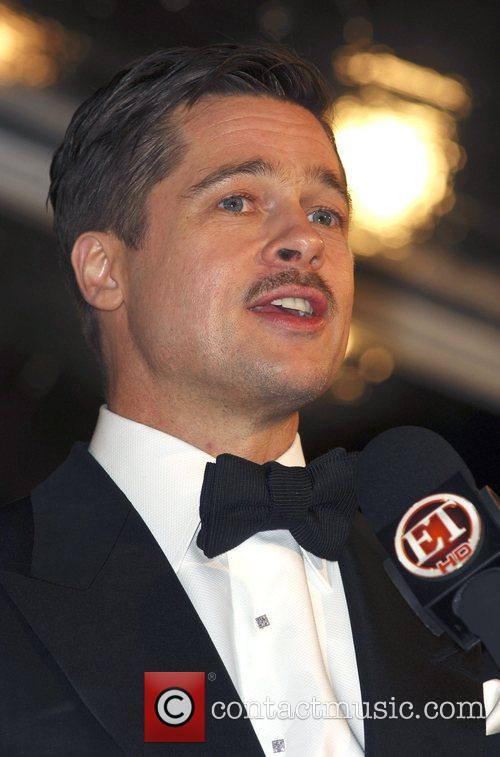 Brad Pitt The Los Angeles Premiere of 'The...