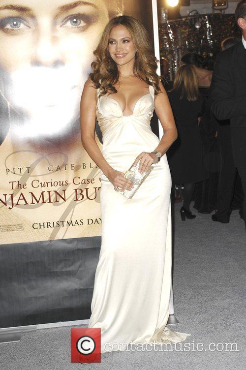 Jennifer Lopez The Los Angeles Premiere of 'The...