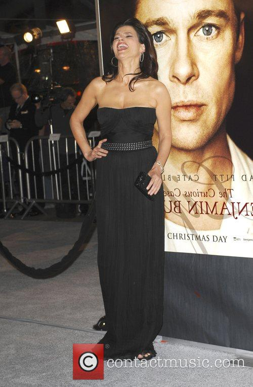 Julia Ormond The Los Angeles Premiere of 'The...