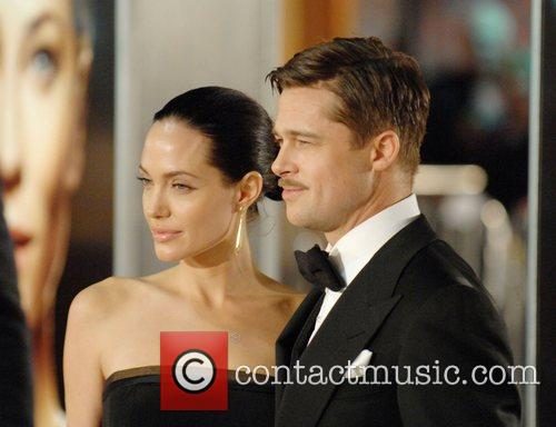 Angelina Jolie and Brad Pitt 14