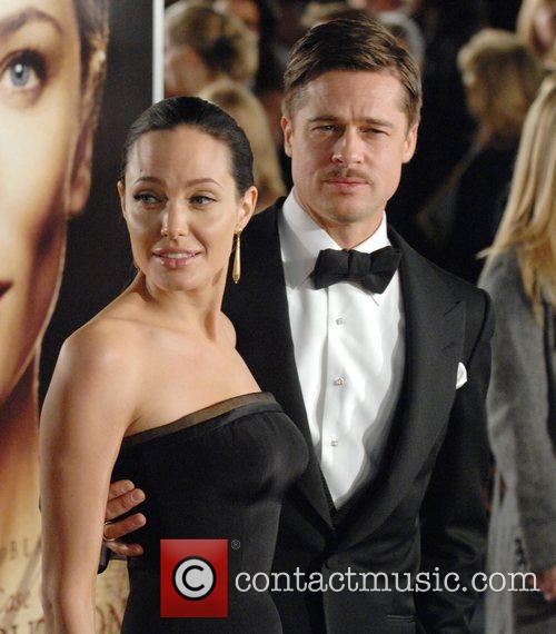 Angelina Jolie and Brad Pitt 15