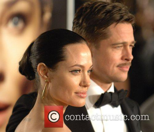 Angelina Jolie and Brad Pitt 18
