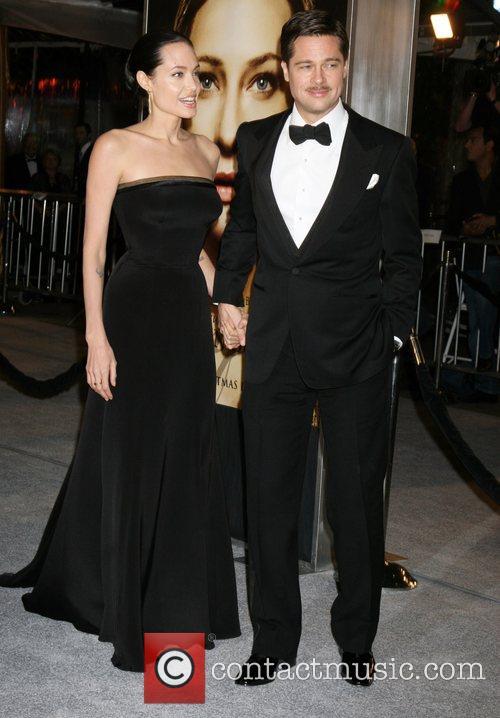 Angelina Jolie and Brad Pitt 8