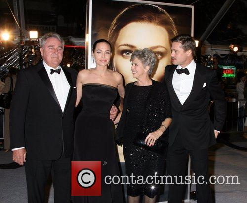 Bill Pitt and Angelina Jolie 2