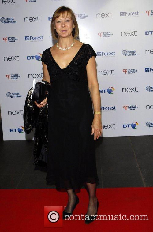Jenny Agutter Cystic Fibrosis Trust 'Breathing Life Awards'...