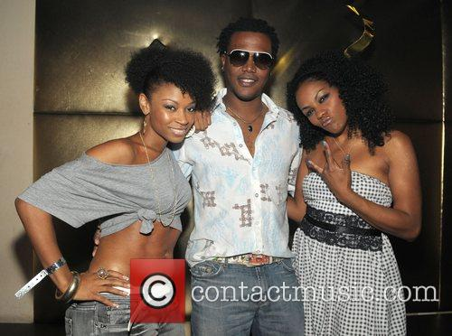 Danity Kane and Kevin Lyttle 6
