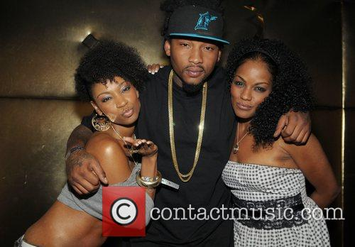 D. Woods, Ball Greezy and Mika Means D....