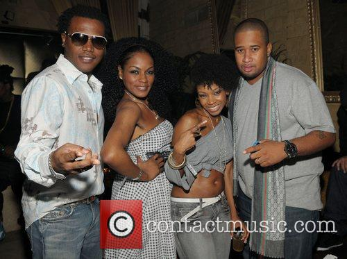 Kevin Lyttle, Mika Means, D. Woods and Abebe Lewis 3