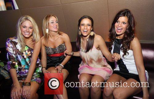 Abigail Klein, Brooke Sorenson, Ryan Ray and Trish...