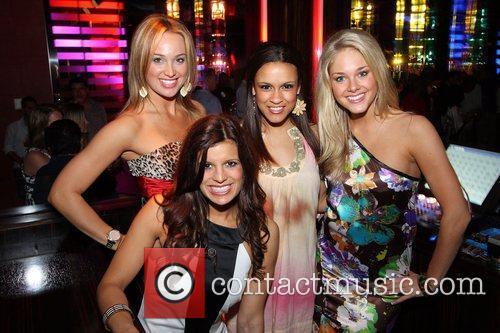 Brooke Sorenson, Trisha Trevino, Ryan Ray and Abigail...