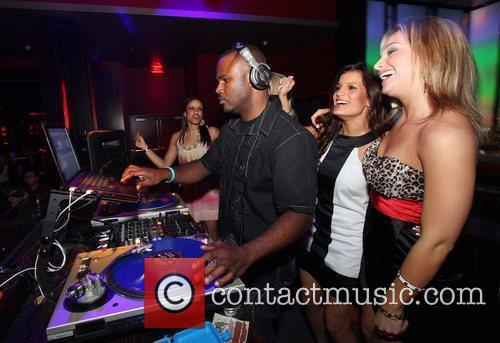 At Aura Nightclub, Atlantis