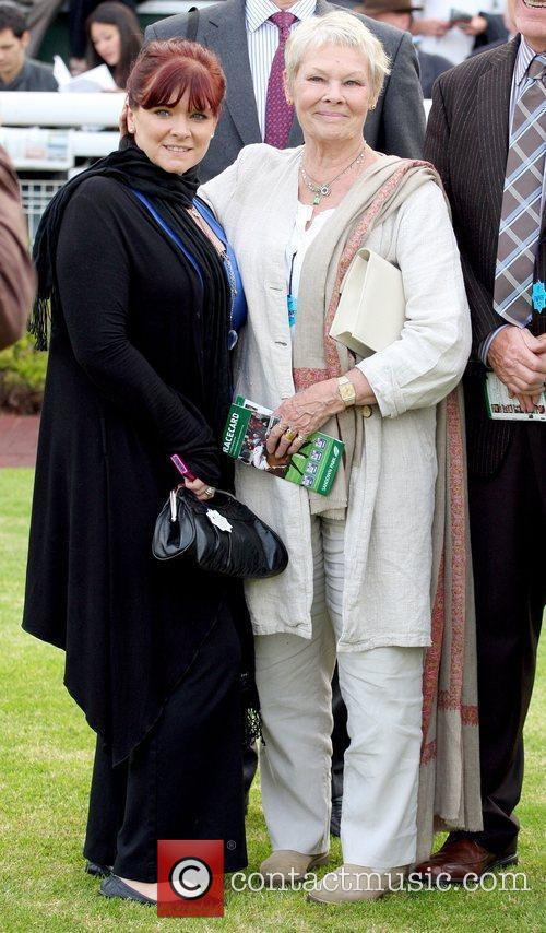 Finty Williams and Judi Dench 3