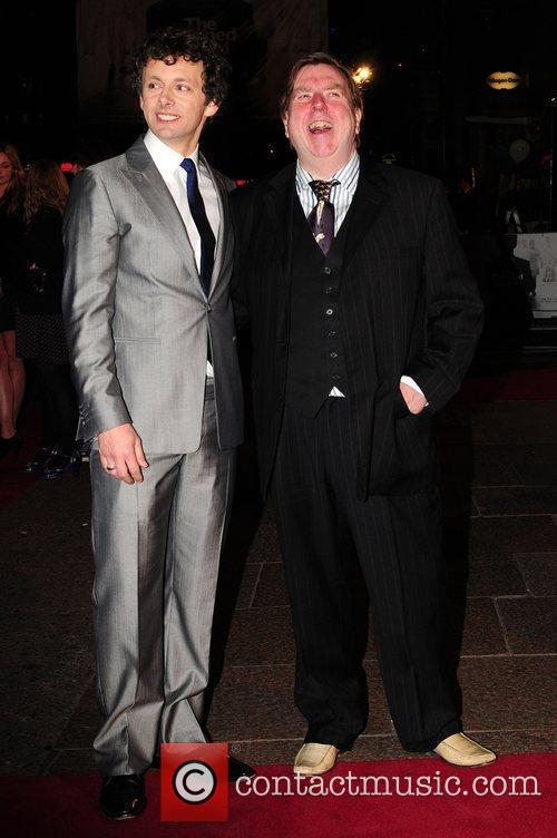 Michael Sheen and Timothy Spall 1