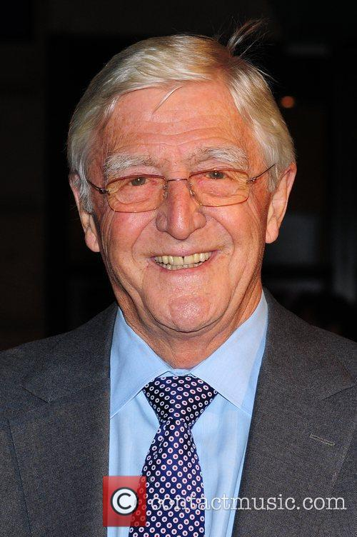 Sir Michael Parkinson 4