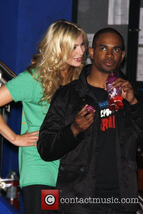 Shoshana Bush and Damon Wayans 3