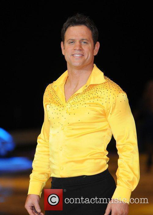 Kyran Bracken 'Dancing on Ice' photocall held at...