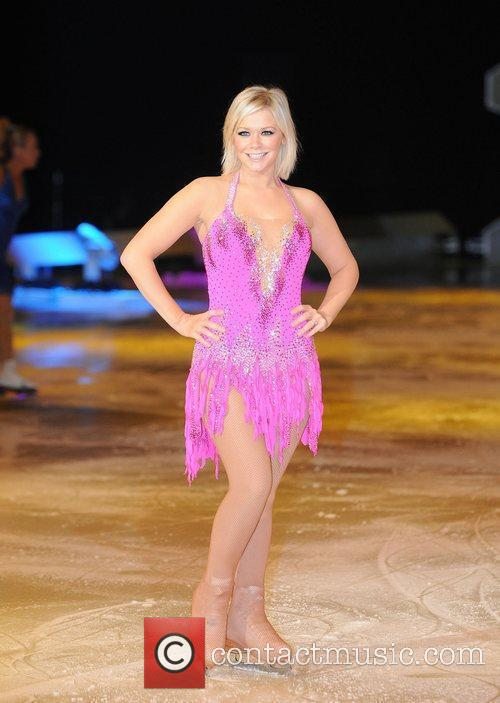 'Dancing on Ice' photocall held at the Manchester...