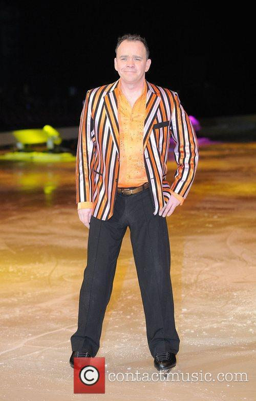 Todd Carty 'Dancing on Ice' photocall held at...