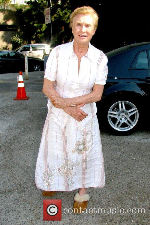 Cloris Leachman and Dancing With The Stars 5