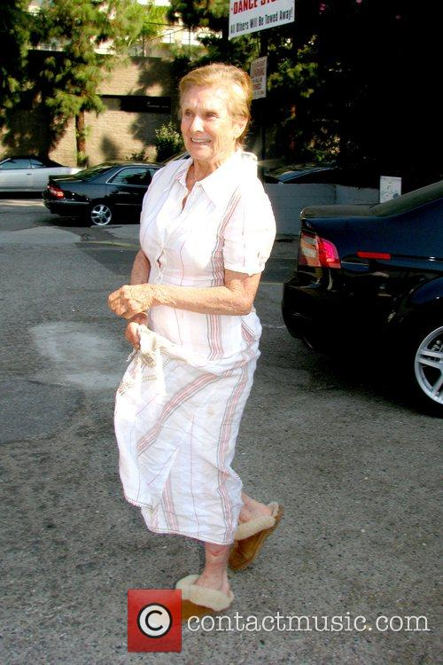 Cloris Leachman and Dancing With The Stars 3